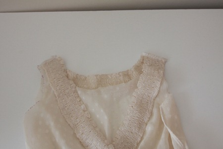 Top to Dress Refashion (19)