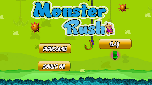 Monster Angry Rush
