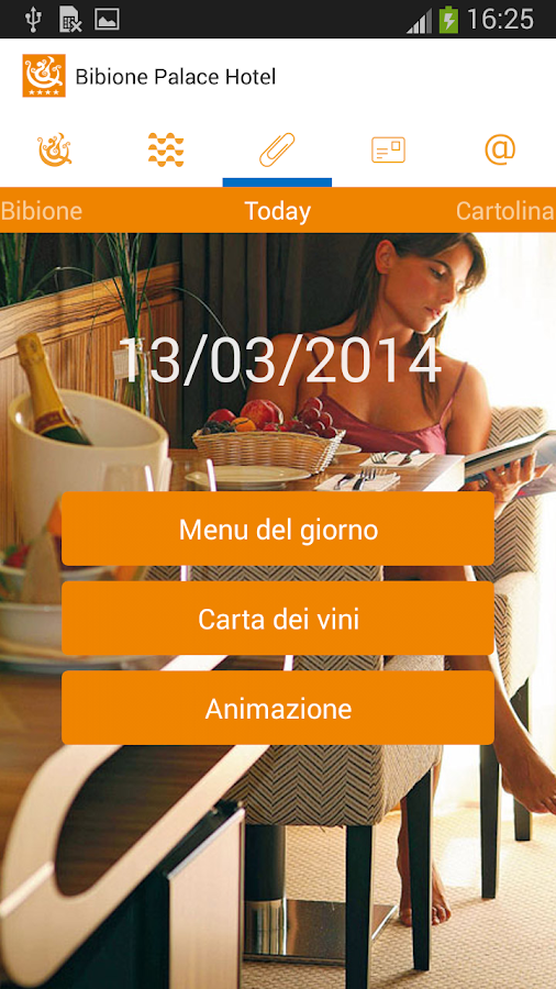 Bibione Palace Suite Hotel- screenshot