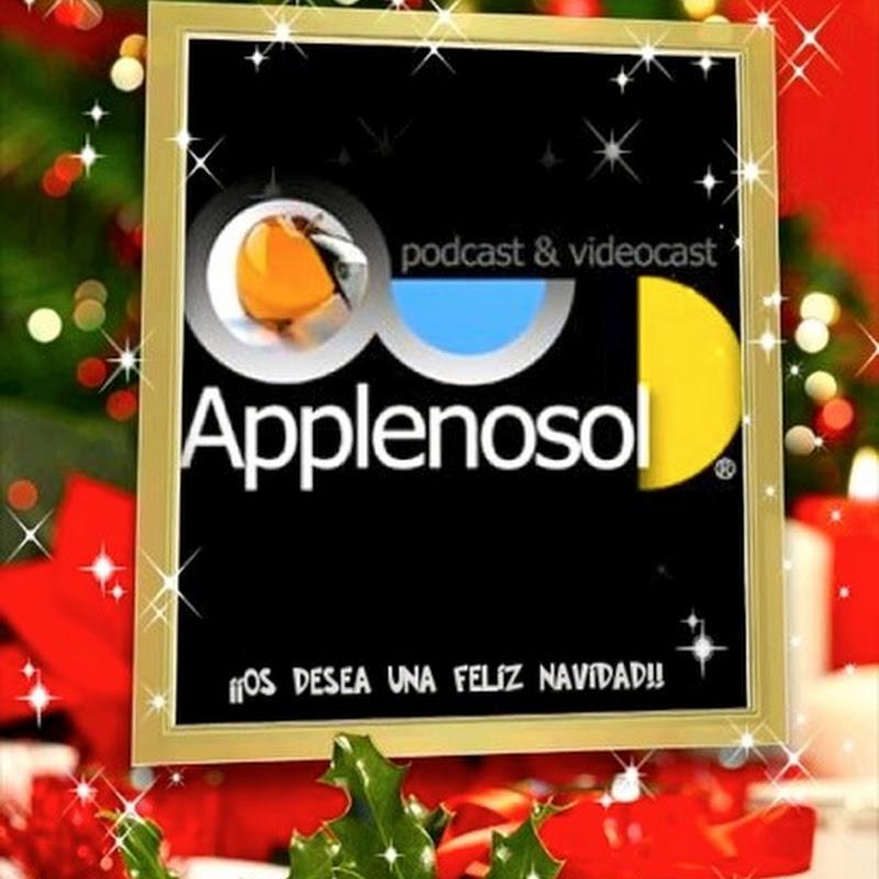 Applenosol CLV. Feliz Navidad.