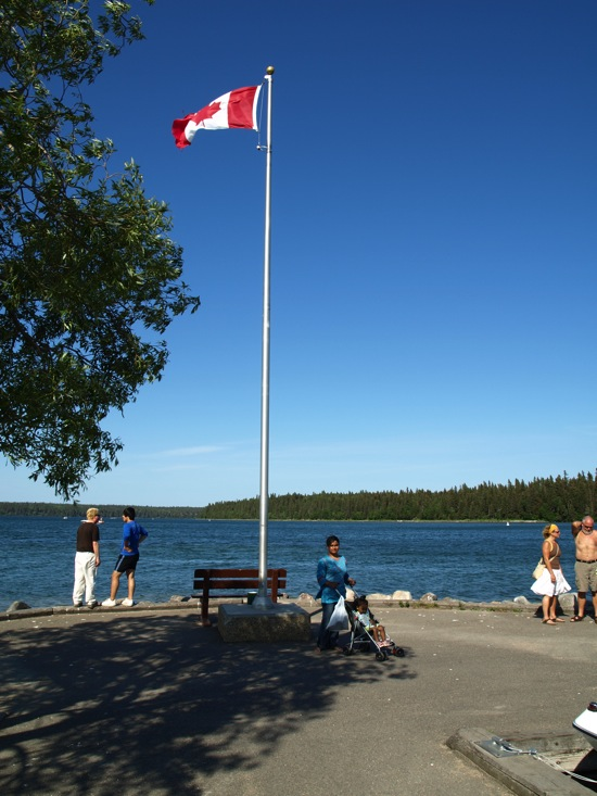 Clear Lake Riding Mountain National Park Manitoba Canada 20