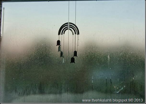 Ikkuna Huurtuu