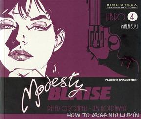 P00004 - Modesty Blaise #4
