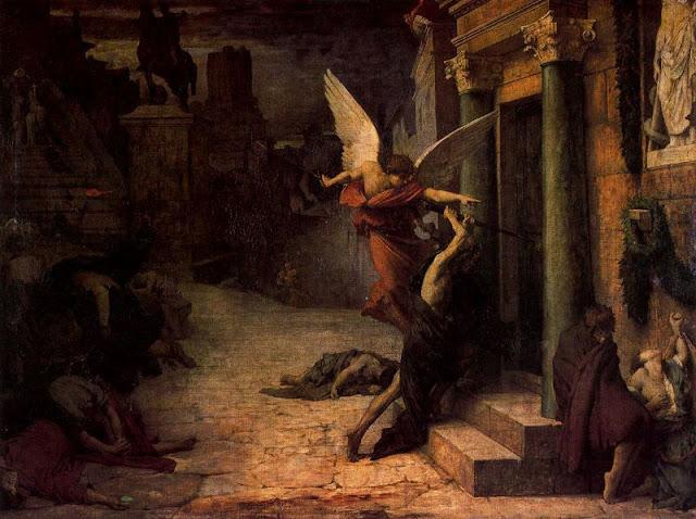 Jules-Élie Delaunay - La plaga en Roma.jpg