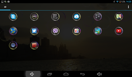 Soap Bubbles Icon Pack- screenshot thumbnail