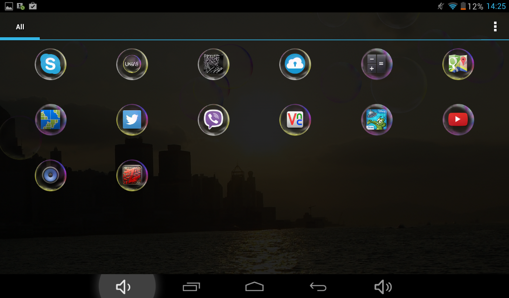 Soap Bubbles Icon Pack- screenshot