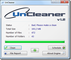 UnCleaner