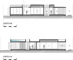 corte-plano-Casa-fioretti-a4-estudio