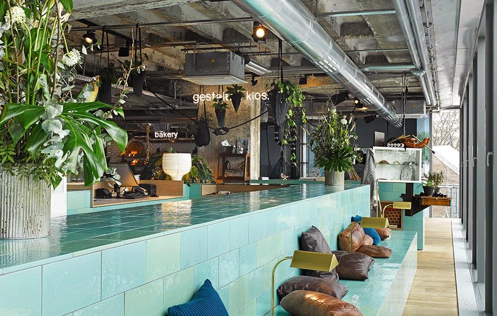 ambientes hotel 25hours bikini berlin. Black Bedroom Furniture Sets. Home Design Ideas