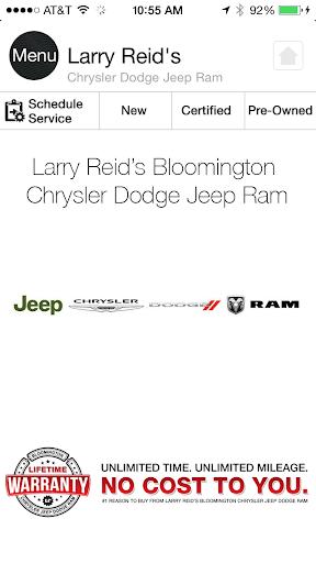 Larry Reid's Chrysler