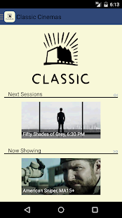 Classic Cinemas- screenshot thumbnail
