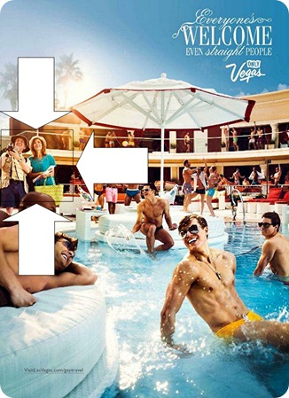 everyone is welcome Las Vegas tourism ad changed version
