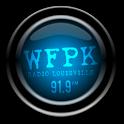 WFPK Radio Louisville logo