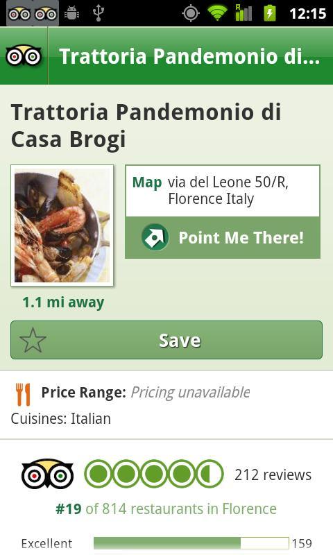 Florence City Guide screenshot #3