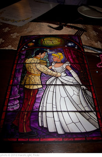 'Cinderella's Royal Table' photo (c) 2010, HarshLight - license: http://creativecommons.org/licenses/by/2.0/