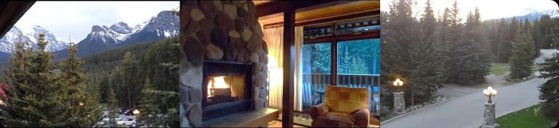 BanffNationalPark-Highway93-LakeAltrude-LakeLouise-PostHotel-TransCanadaHighway 7