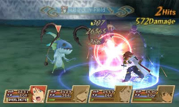 Review: Tales of Abyss (3DS) ~ Nintenkami