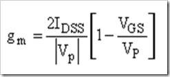 MCQs in FET Amplifiers Fig. 02