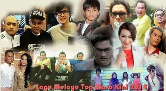 LAGU MELAYU TOP MASA KINI 2014 #1