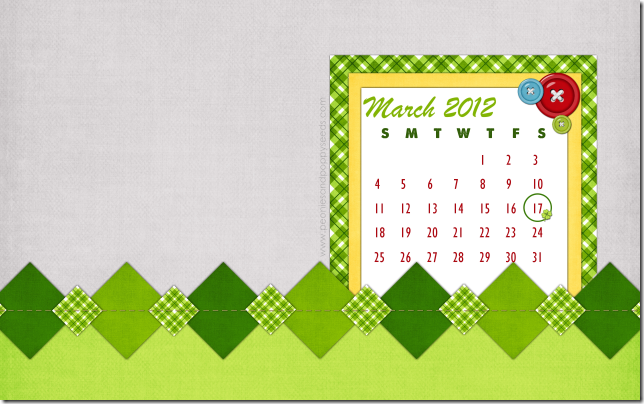 peoniesandpoppyseeds march 2012 desktop calendar screenshot