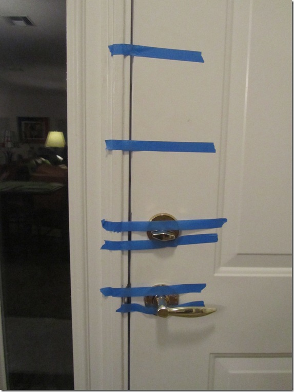 taped door 001