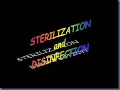 POWERED PRESENTATIONS in MEDICINE: [PPT] Sterilization and