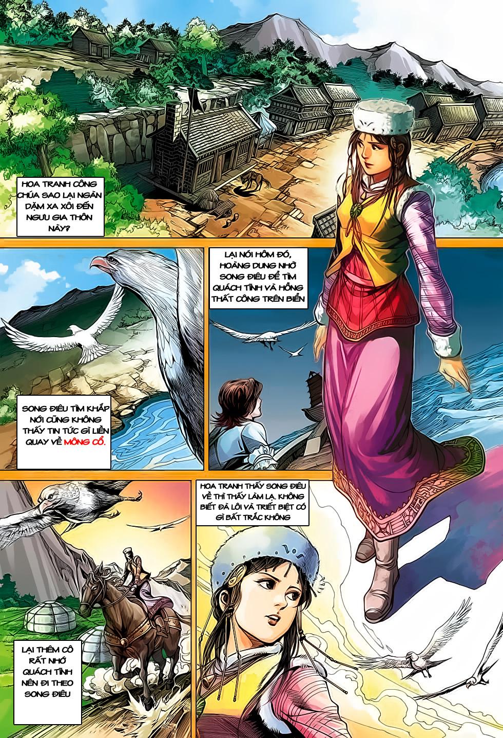 Anh Hùng Xạ Điêu anh hùng xạ đêu chap 61: thất tử chiến thiết thi trang 2