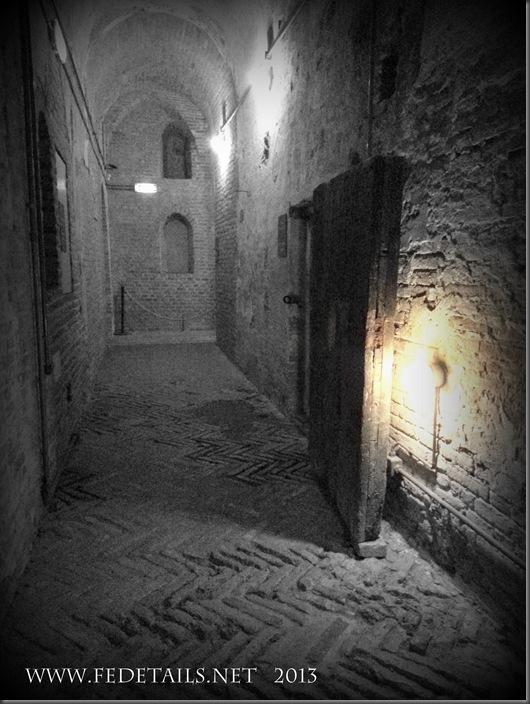 La prigione di don Giulio foto 2, Ferrara, Emilia Romagna, Italia - The prison of Don Giulio photo 2, Ferrara, Emilia Romagna, Italy -Property and Copyrights of FEdetails.net