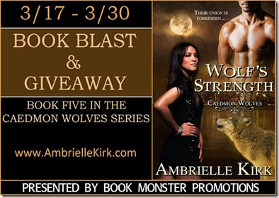TOUR BUTTON - Wolf's Strength Book Blast