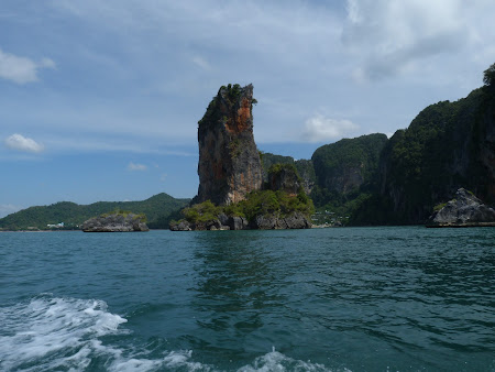 Plaje Thailanda: peninsula Railay