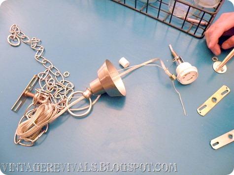 How to make a custom pendant light vintage revivals how to make a pendant light aloadofball Images