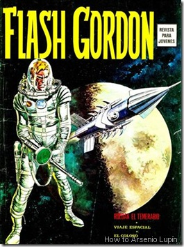 P00001 - Flash Gordon v1 #1