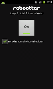 Rebootter - screenshot thumbnail
