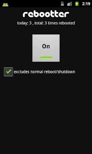 Rebootter- screenshot thumbnail
