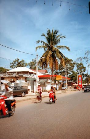 Obiective turistice Cambogia: Siem Reap