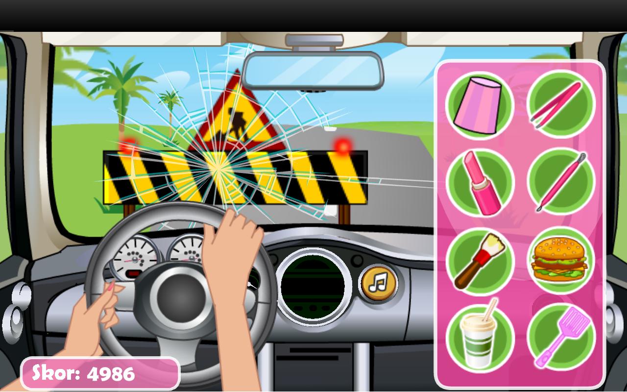 Giydirme oyunu indir android uygulamalar k z giydirme oyunu - Arabada E Lence K Z Oyunlar Ekran G R Nt S