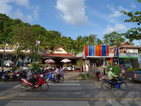 Plaja Thailanda: Ao Nang