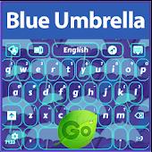 Blue Umbrella Keyboard
