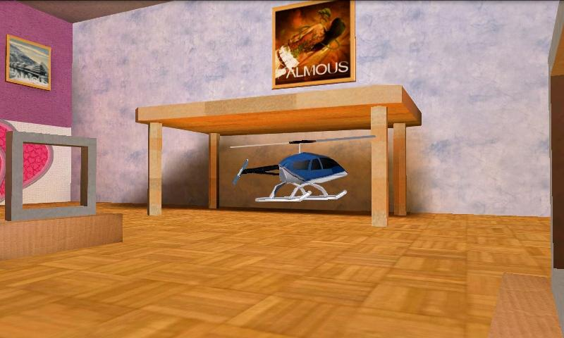 Helidroid 3D : Helicopter RC- screenshot