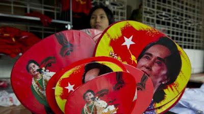 Ai sẽ thắng cuộc bầu cử ở Miến Điện?
