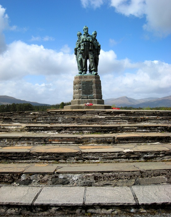 Spean Bridge Commando Memorial