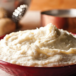 Ultra Creamy Mashed Potatoes.