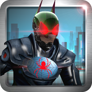 Robot Spider Bat Escape for PC and MAC