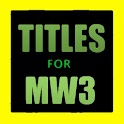 Titles for MW3 (Unofficial) logo