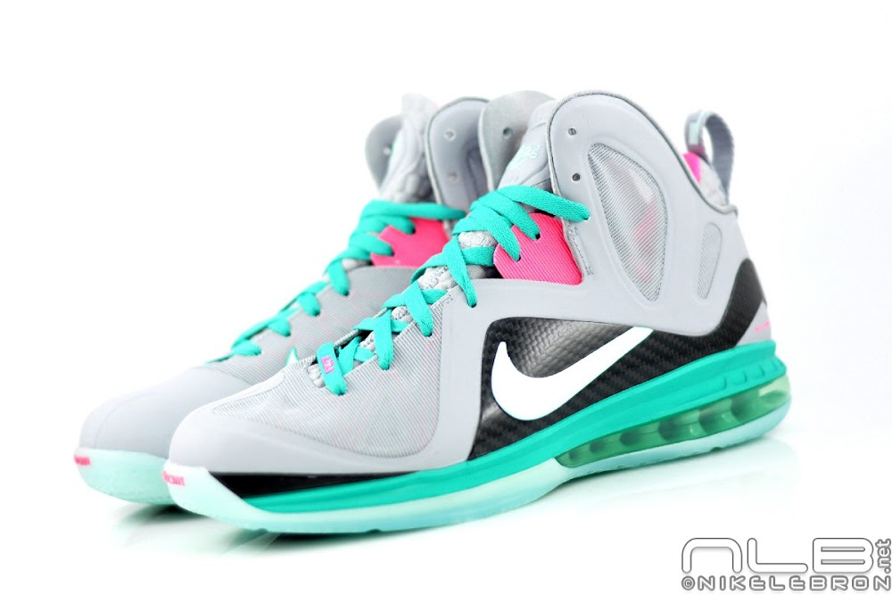 best website 4b545 cd588 ... Releasing Now Nike LeBron 9 Elite Miami Vice South Beach ...