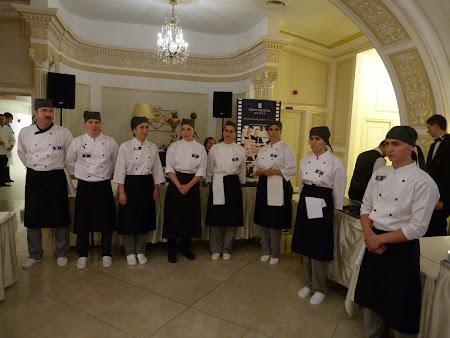 Hotel Grand Continental Bucuresti: concurentii bucatari