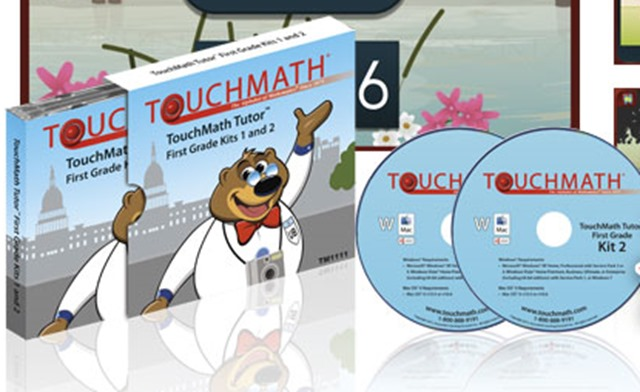 TouchMath_Tutor_First_Grade_Software