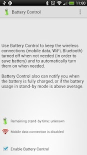 Battery Control- screenshot thumbnail