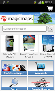 MagicMaps - screenshot thumbnail