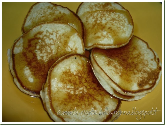Pancakes senza uova (11)